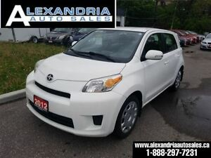 2012 Scion xD auto loaded 81 km