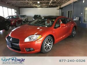 2011 Mitsubishi Eclipse GT-P - SUNROOF/LEATHER