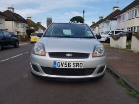 Ford Fiesta Mk6 for sale, Great First Car!