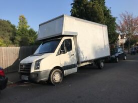Crafter LWB 2.4 Luton Van ithTail lift For Sale