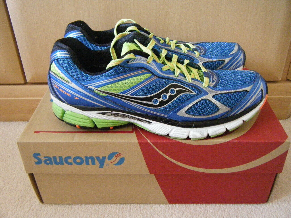 1e3b7486b9ed35 Saucony Men's Guide 7 Running Shoes Size 8.5 | in Chester Le Street ...