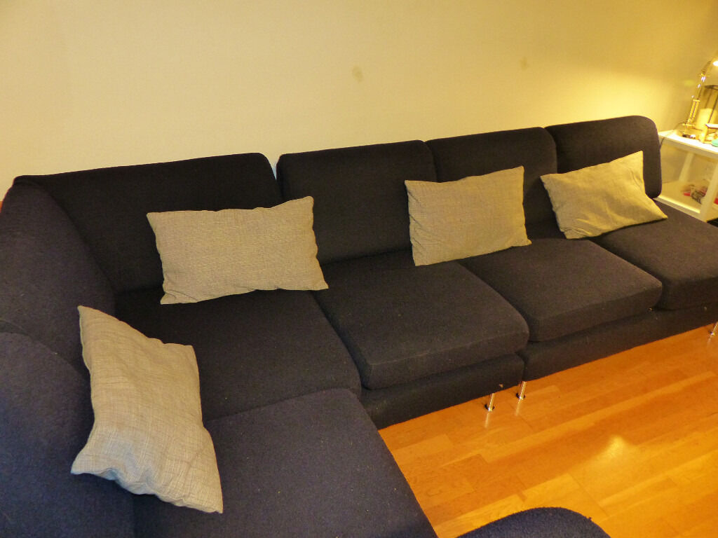 Free Modular Habitat Corner Sofa In St Andrews Bristol