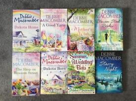 8 Brand New Debbie Macomber Books