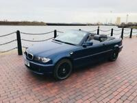 BMW 320d Convertible Turbodiesel 6 speed manual - May part ex/cash either way