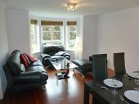 Ref 843 - Immaculately presented 2 dble, bed, 2 bathroom flat with private parking at Dicksonfield