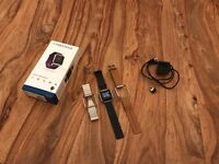 Fitbit Blaze Smart Fitness Watch (boxed) + 5 bands bracelet strap