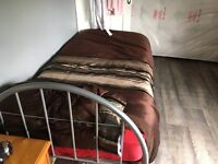 FREE - Single bed with mattress for collection only