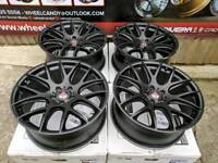 "19"" ACE CS Lites 5x112 Alloy Wheels"