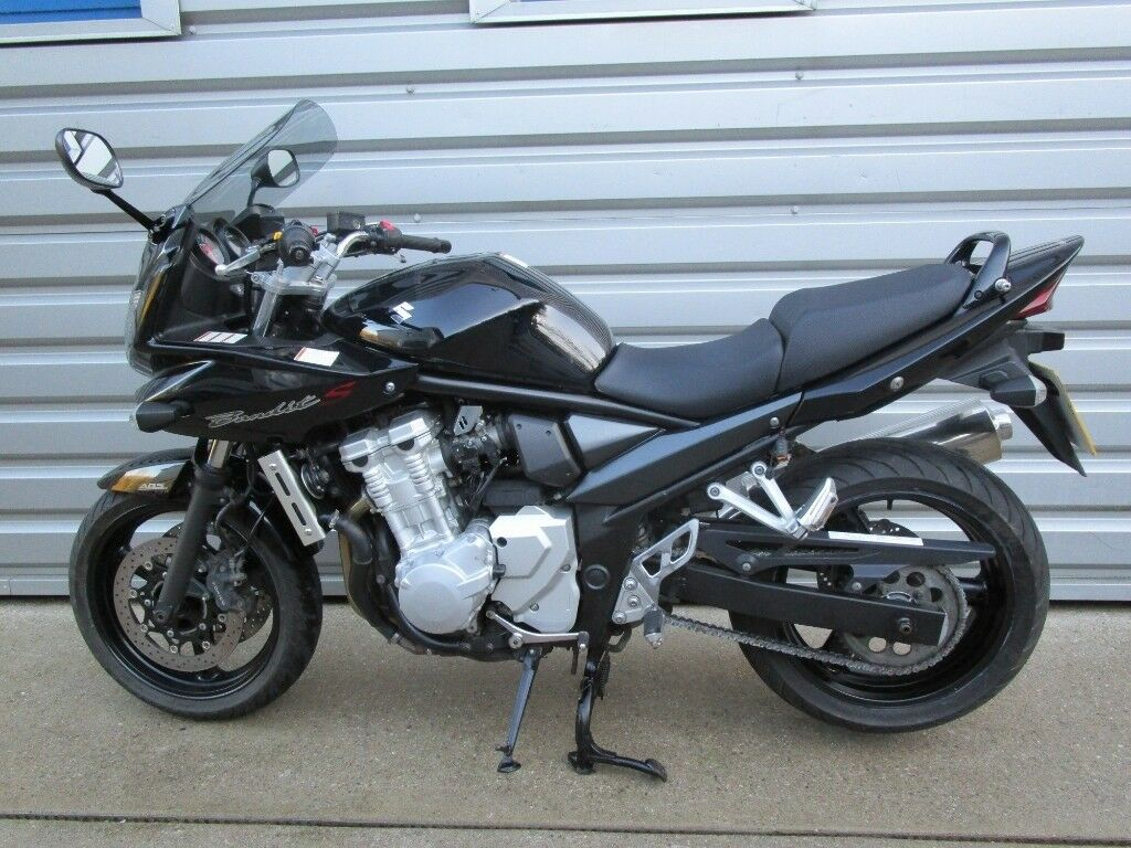 suzuki bandit 650 in plymouth devon gumtree. Black Bedroom Furniture Sets. Home Design Ideas
