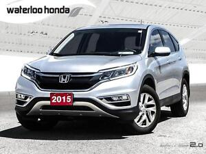 2015 Honda CR-V EX Back Up Camera, AWD, Heated Seats and more!