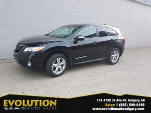 2013 Acura RDX TECH PACK ONLY 49,000KM