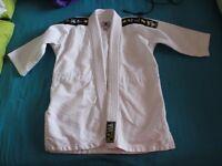 Kids Judo Uniform - (Size - 130 cm)