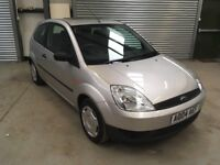 Ford Fiesta 12 months m.o.t