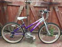 Girls bike. 8 to 12 yrs. can deliver