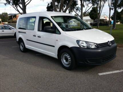2014 Volkswagen Caddy Auto Wheelchair Accessable Mobility Hand