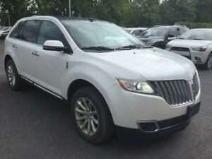 2014 Lincoln MKX AWD CUIR TOIT PANO NAV MAGS