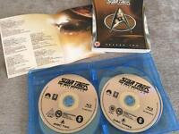 Star Trek Blu-rays