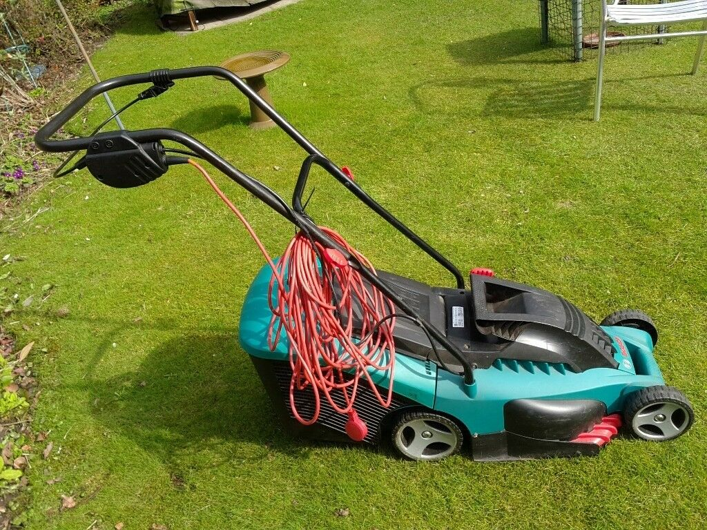 bosch rotak 37 lawnmower | in hawick, scottish borders | gumtree