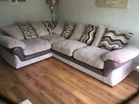corner fabric suite