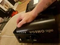 DJ equipment and speakers karaoke