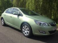 VAUXHALL ASTRA 1.6 EXCLUSIVE LOW MILEAGE FULL MOT SERVICE HISTORY IMMACULATE FIRST TO SEE WILL BUY