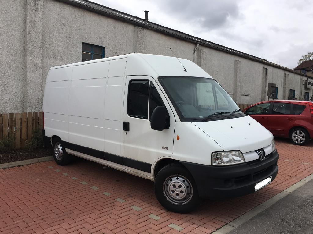 peugeot boxer 2005 2 2 lwb in bucksburn aberdeen gumtree. Black Bedroom Furniture Sets. Home Design Ideas
