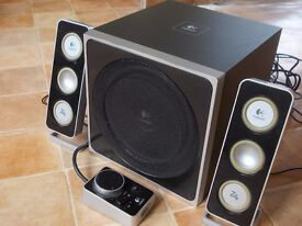 Logitech speakers z4 40W