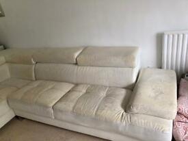 Giovanni corner sofa (does anyone cover sofas?)