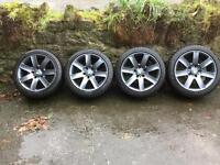 """BMW 17"""" alloy wheels"""