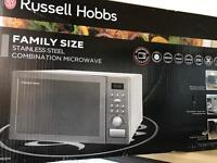 Russell Hobbs Combination Microwave.