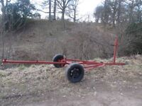 14 FT boat trailer