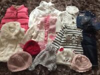 Girls 12-18 Months winter bundle