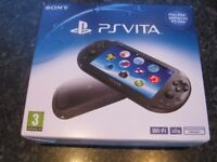 PS VITA SLIM (PCH-2016) - EXC. COND / BOXED: Used a handful of times.