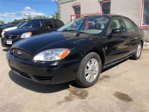 2004 Ford Taurus SEL Standard CALL 519 485 6050 CERTIFIED