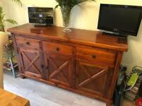 Sideboard and Corner Unit