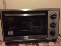 Mini oven in perfect condition