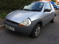 FORD KA 1300, THREE DOOR HATCHBACK,