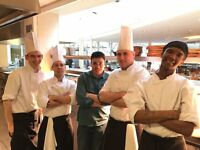 Sous Chef and Demi Chef de Partie at London Marriott Hotel Kensington