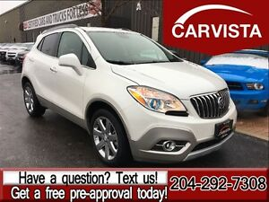 2013 Buick Encore LEATHER AWD *ARRIVING SOON*