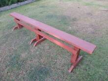 2 x Outside Bench seats. Gympie Gympie Area Preview