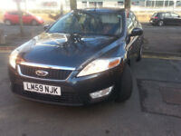 2010 MONDEO IMMACULATE ECO NETIC 1.8 TDCI NEW SHAPE LOW MILAGE ,ONE OWNER SINCE THE NEWS
