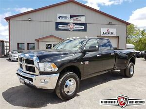 2011 Ram 3500 LARAMIE RATTLER WHEEL LIFT 4X4!!