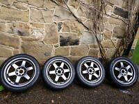 Inovit rays Alloy Wheels Rota grid 4x100 and 4x114 JDM