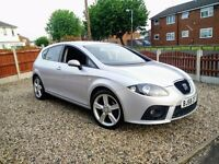 Seat Leon FR 550 2.0 TDI (58) 1 Owner Full Service History