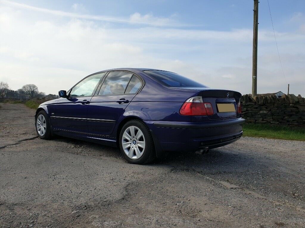 BMW 320i 2001 (Y) Individual Velvet Blue | in Clayton, West Yorkshire |  Gumtree