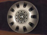 VW T5 wheel trims (original) x 3
