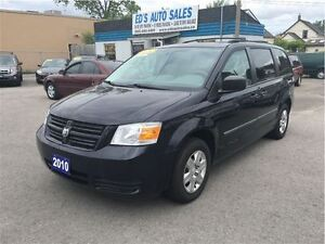 2010 Dodge Grand Caravan SE WITH REAR STO-N-GO