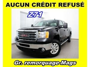 2013 GMC SIERRA 2500HD Z71 4X4 *ALL-TERRAIN* RATIO 4.10 *BAS KM*