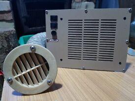CRAMER caravan, camper or motorhome kitchen extractor fan.