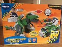 V-Tech Mega T-Rex/ Truck